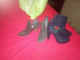 Venta Zapatos para mujer 2 pares