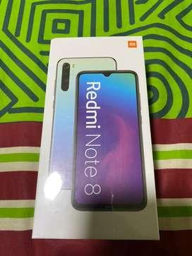 Celulae Xiaomi Note 8