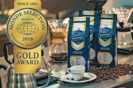 Buscamos Distribuidores Cafe con sello Internacional