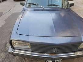 Peugeot 504 nafta/GNC