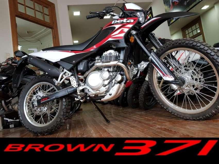 BETA TR 2.5 ENDURO BROWN 371 0