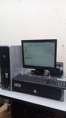 Sistema pos con equipos Usados software pos software control facturaci