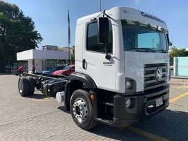 Chasis camion sencillo Volkswagen 17.280 modelo 2021