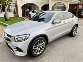 Mercedes benz glc 250 coupe 4matic 2018