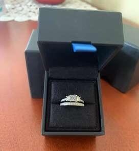 Anillos con Diamantes Princess marca KOBELLI