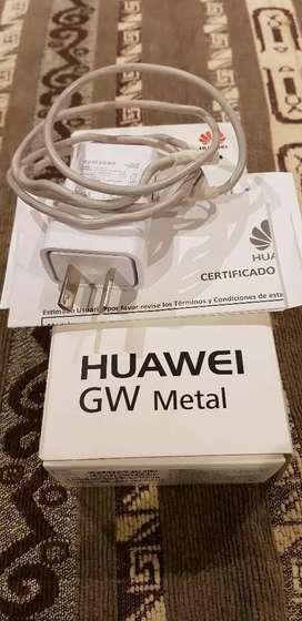 Vendo HUAWEI GW METAL