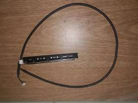 Botenera de Tv Daewoo lcd 42 modelo Dlx-42l1f