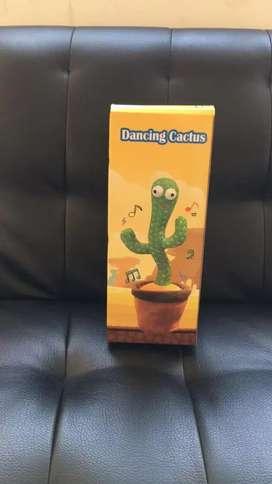 Cactus Bailarin Baila Canta y Repite voz