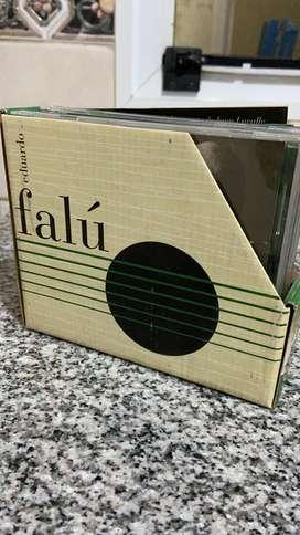 Colección De Eduardo Falu - 3 Cds