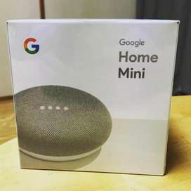 Google Home Mini Parlante Inteligente