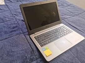 Vendo o cambio - Asus K401 i5 6ta, 12Gb RAM, 500Gb HHD + nVidia 940mx 2gb