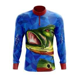 buenos diseños para jersey pesca