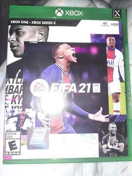 FIFA 21 FISICO