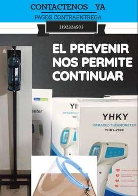 Kit Articulos de Prevencion