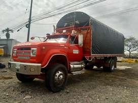 Camion sencillo dodge