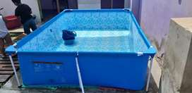 Piscina armable