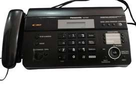 Telefax Telefono-Fax Panasonic kx-ft987