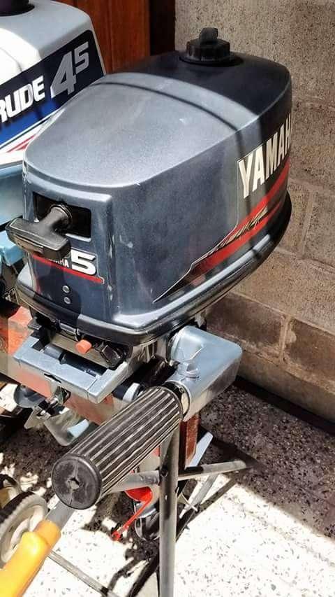 motor fuera de borda de bajo cilindraje