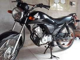 Honda CB1 125cc 2013 Impecable