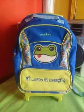 Vendo mochila para jardín usada