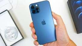 Iphone 12 Pro Max 128gb Azul Pacifico