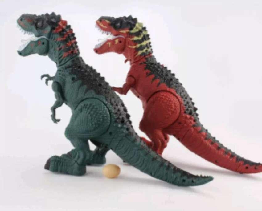 Tiranosaurios Rex pone huevo 0
