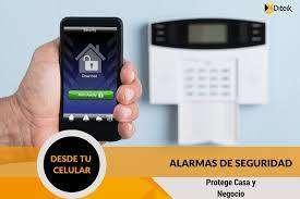 Alarmas de Seguridad 0