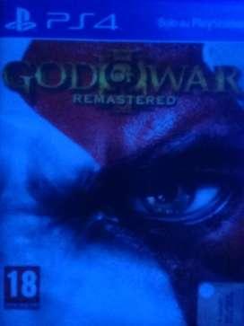 Ps4 - God of war Remasterizado