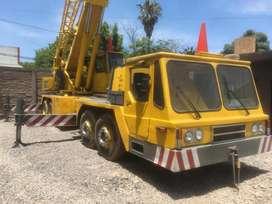 GRUA GROVE TMS 300 SOBRE CAMION 36 TNS