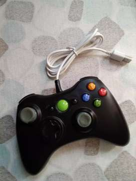 Vendo o cambio control alambrico para Xbox y pc
