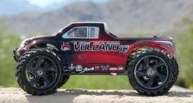 Espectacular Carro RC Monster Truck. 40 km/h. 4WD. Control 2.4 GHz. Envíos. Recibimos tarjetas de crédito. RadioControl.