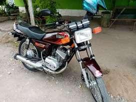 Vendo moto rx115