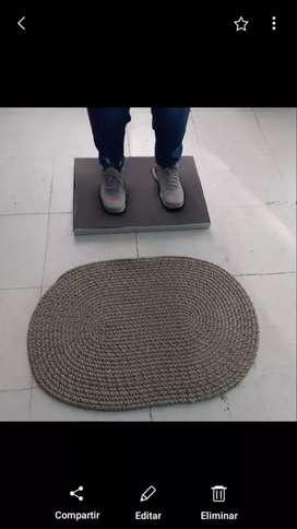 Tapete para limpieza de calzado por mayor y detal