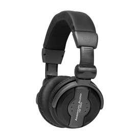 AUDIFONOS PARA DJ AMERICAN AUDIO HP550