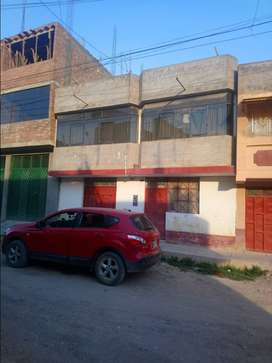 Casa en Venta en  Justicia paz y  Vida - Huancayo