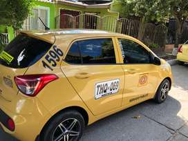 Vendo taxi Hynday gran i10