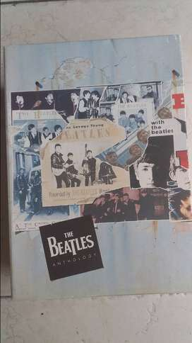THE BEATLES ANTHOLOGY COLECCION DVD