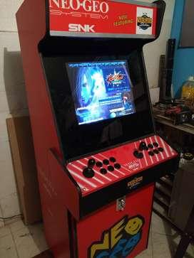 arcades y multijuegos de todo tipo