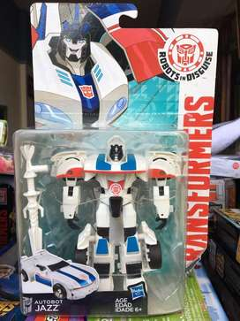Autobot jazz transformers robots in disguise