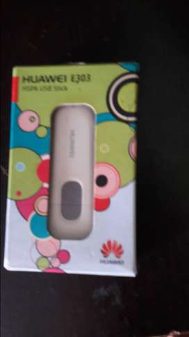 Data car Huawei E303 nueba