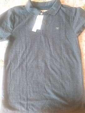 Camisa Polo Calvin Klein Talla M
