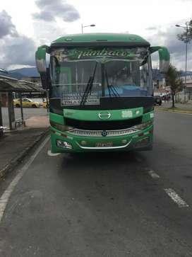 Vendo un bus cooperativa Tumbaco