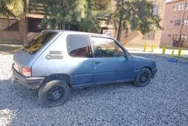 Peugeot 205!!