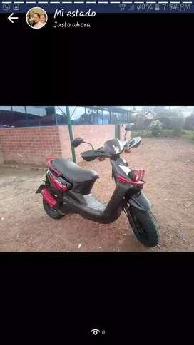 Vendo Moto yamaha wiguis 2 tiempos