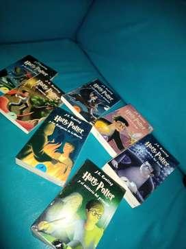 Saga de Harry Potter completa