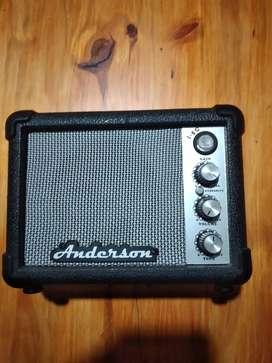 Amplificador portátil Anderson