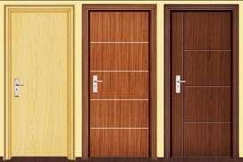 Puertas en pvc, y madera termoacusticas
