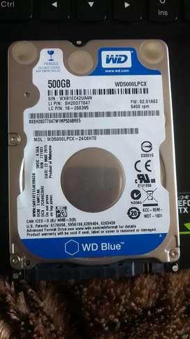 Disco duro 500 GB