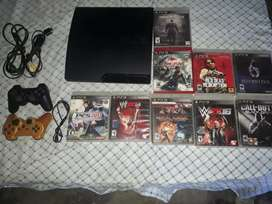 Vendo PS3 negociable