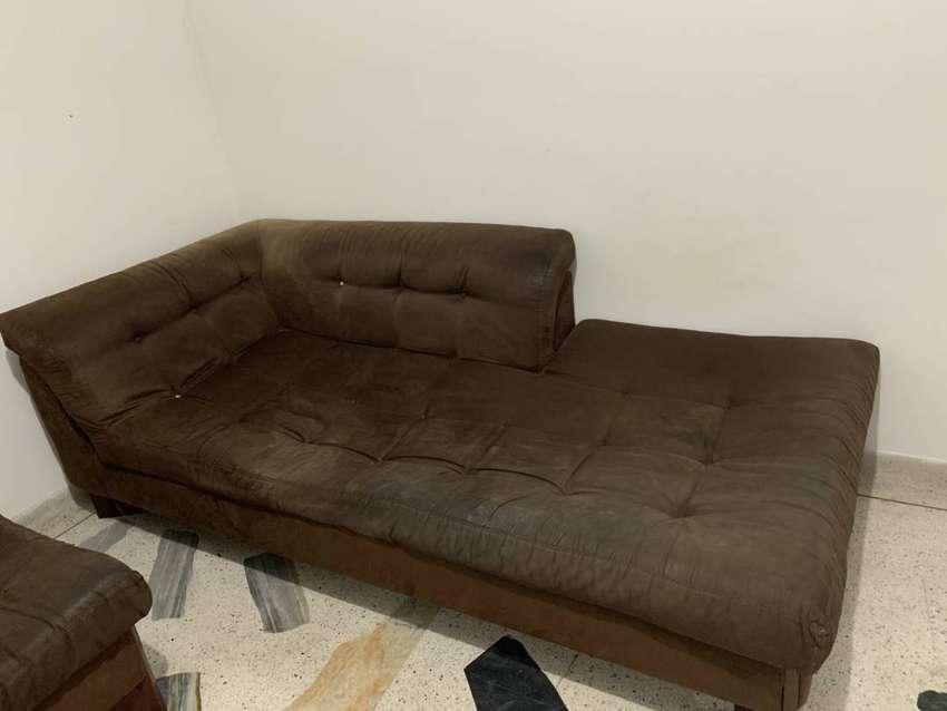 Sofa para sala en L 0